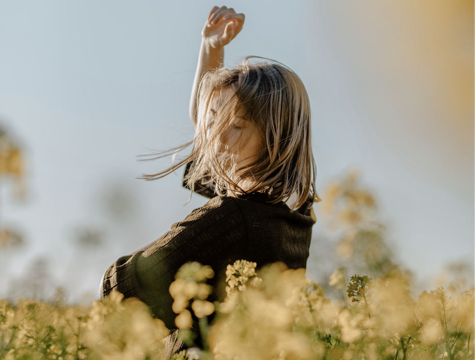 dancing as an act of self care