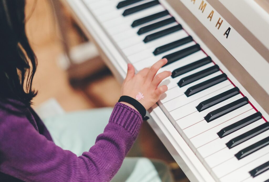 enhance your kids' wellness with music